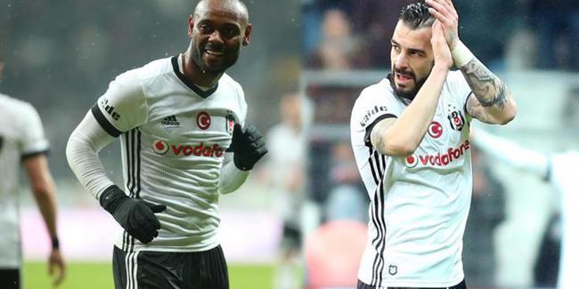Beşiktaş'ta sezon sonunda dev operasyon!