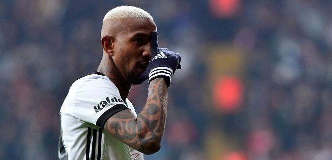 Beşiktaş, Anderson Talisca ile anlaştı!
