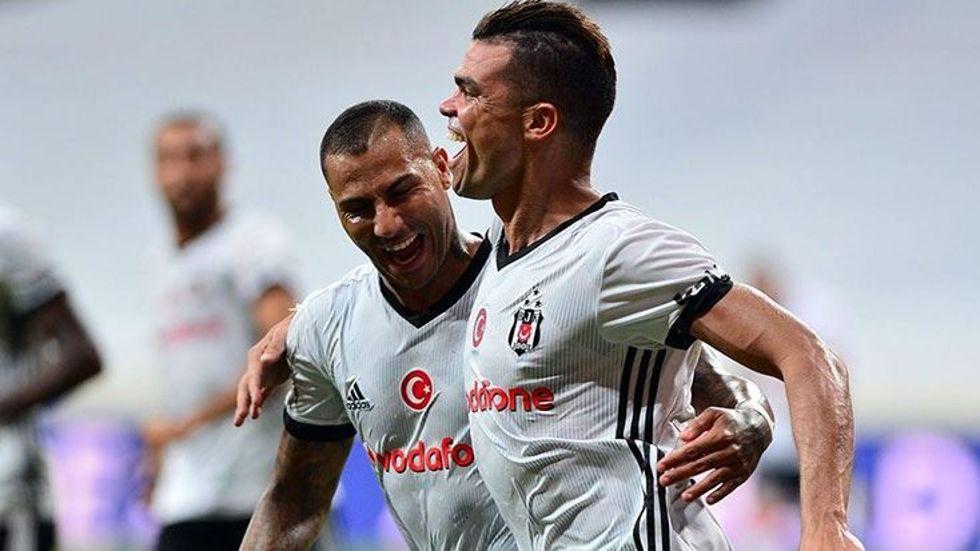 Beşiktaş'ta Pepe ve Ricardo Quaresma şoku!