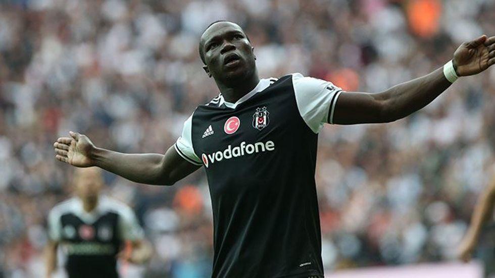 Beşiktaş Aboubakar'ı bonservisiyle alacak!
