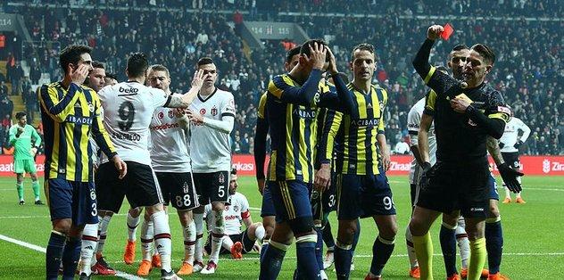 Aydınus'un Fenerbahçe - Beşiktaş maçlarındaki karnesi
