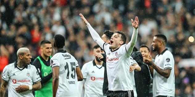 Beşiktaş 2-1 Başakşehir | MAÇ SONUCU | ÖZET