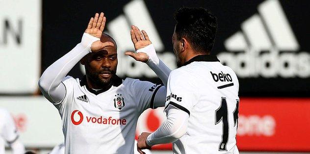 Beşiktaş 2-1 İstanbulspor | Maç özeti