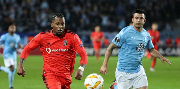 Beşiktaş Avrupa Ligi'nde gruptan çıkma peşinde