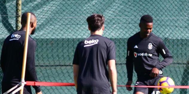 Beşiktaş Çaykur Rizespor maçı hazırlıklarına başladı