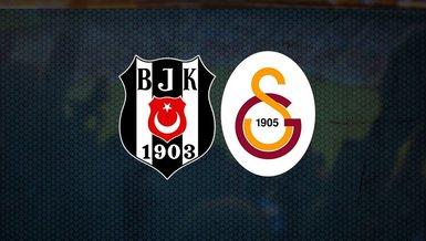 Beşiktaş Galatasaray maçı ne zaman, saat kaçta, hangi kanaldan canlı yayınlanacak? BJK GS derbisi ca