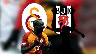 Beşiktaş ile Galatasaray arasında Mbaye Diagne ve Adem Ljajic takası!