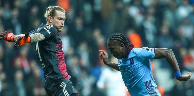 Beşiktaş kalesini koruyamıyor