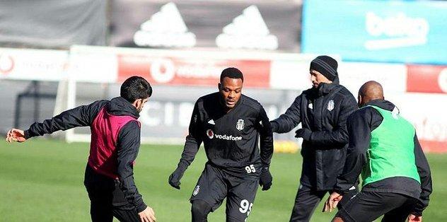 Beşiktaş, Malmö maçının hazırlıklarına başladı