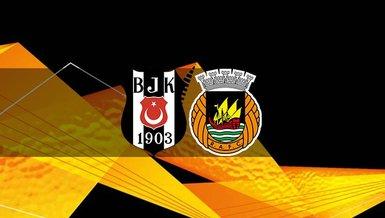 Beşiktaş Rio Ave Avrupa Ligi maçı ne zaman, saat kaçta ve hangi kanalda canlı yayınlanacak? Muhtemel