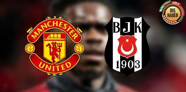 Beşiktaş transferde Manchester United'ın kapısını çalıyor! Teklif...
