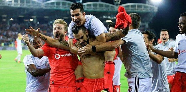 Beşiktaş'ın Avrupa Ligi'ndeki rakibi Partizan oldu