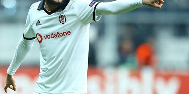 Beşiktaş'a müjde! Atiba'nın forması onun olacak