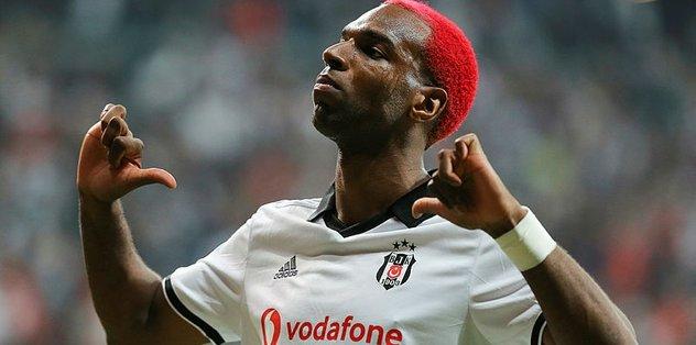 Beşiktaşlı Ryan Babel Süper Lig'de ve Avrupa'da takımını sırtlıyor