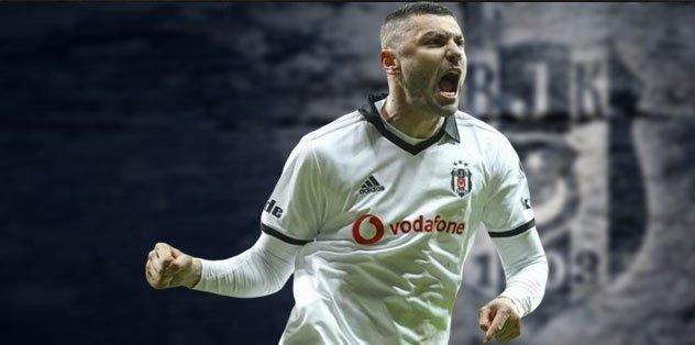 Beşiktaş'ta Burak Yılmaz şoku! 8 maçta...