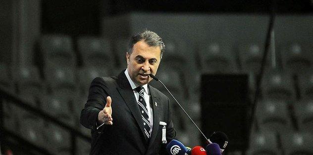 Beşiktaş'ta Fikret Orman mazbatayı aldı