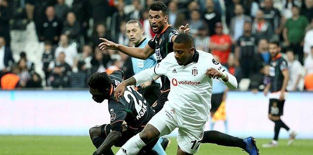 Beşiktaş'ta Jermain Lens gözden düştü