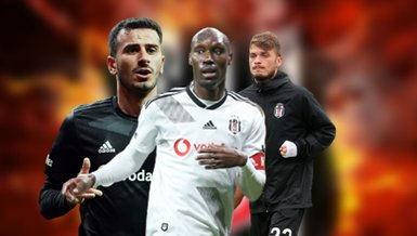 Beşiktaş'ta karar çıktı! Denizlispor maçında Atiba...