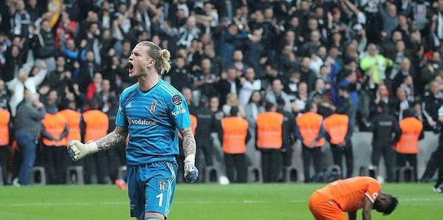Beşiktaş'ta Karius gitmiyor