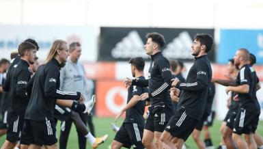 Beşiktaş'ta Rio Ave maçı mesaisi tamamlandı! Atiba, Josef ve N'Koudou...
