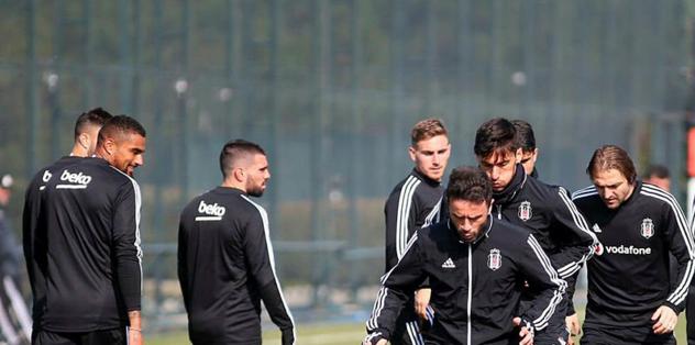 Beşiktaş'tan açıklama geldi! Yıldız isim yine antrenmana katılmadı