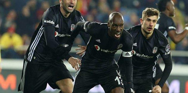 Beşiktaş'tan mutlusu yok! Fobisini yendi...