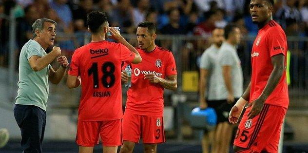 Böyle gitmez! İşte Beşiktaş'ta dikkat çeken 5 eksik