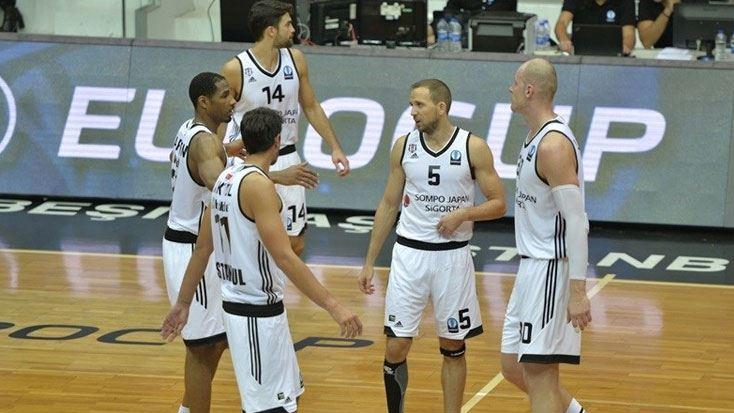 Beşiktaş'ın basketbol bütçesi 8 milyon Dolar