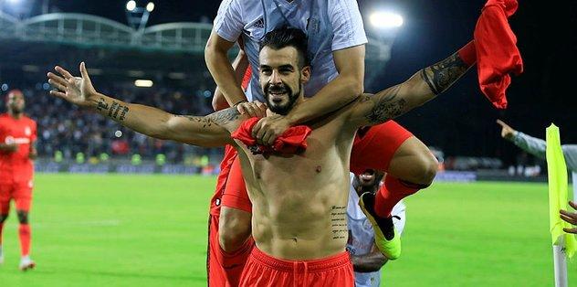 NEGREGOL! LASK Linz 2-1 Beşiktaş maç sonucu