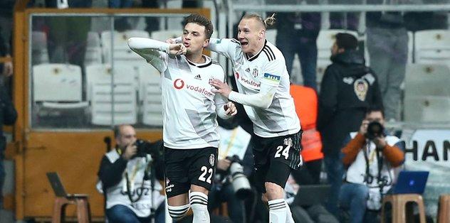 Son dakika: Beşiktaş'ın Kayserispor maç kadrosu açıklandı! Adem Ljajic ve Umut Nayir...
