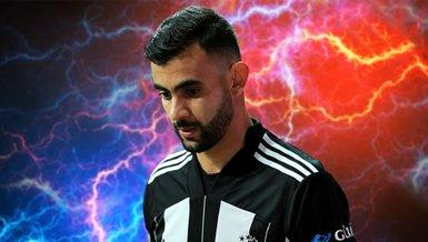 Son dakika spor haberi: Beşiktaş'tan Rachid Ghezzal için ikinci transfer hamlesi! İşte yeni teklif