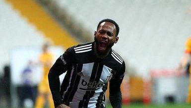 Son dakika spor haberleri: Beşiktaş'ta N'Koudou hızını aldı bir kere! Galatasaray derbisinde sahada