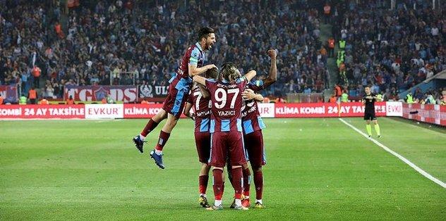 Trabzonspor 2-1 Beşiktaş | MAÇ SONUCU (ÖZET)