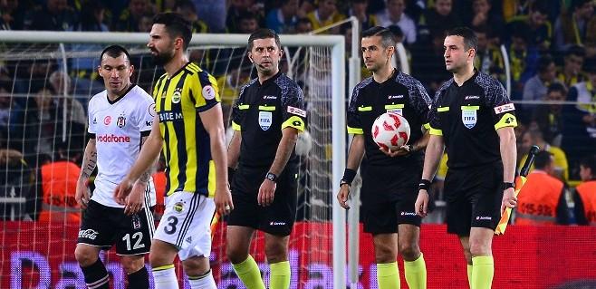 Fenerbahçe - Beşiktaş derbisi 11'e 11, 0-0'dan, seyircisiz tarafsız sahada!