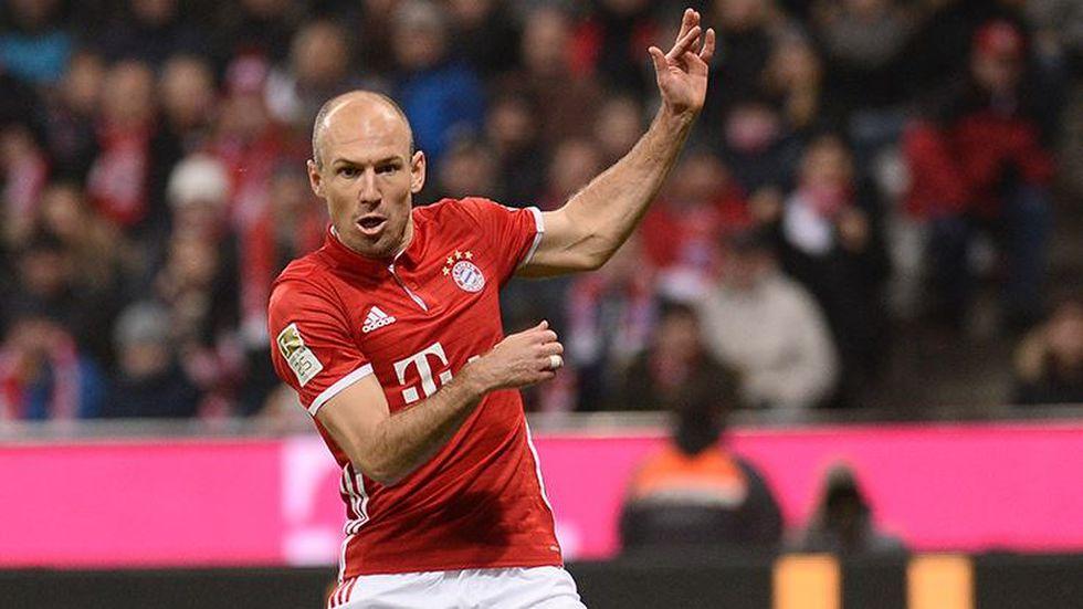 Robben'den Beşiktaş'a büyük iftira!