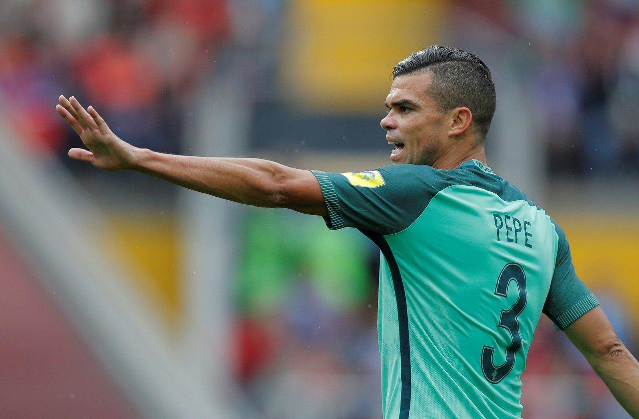 Pepe Beşiktaş'ta!