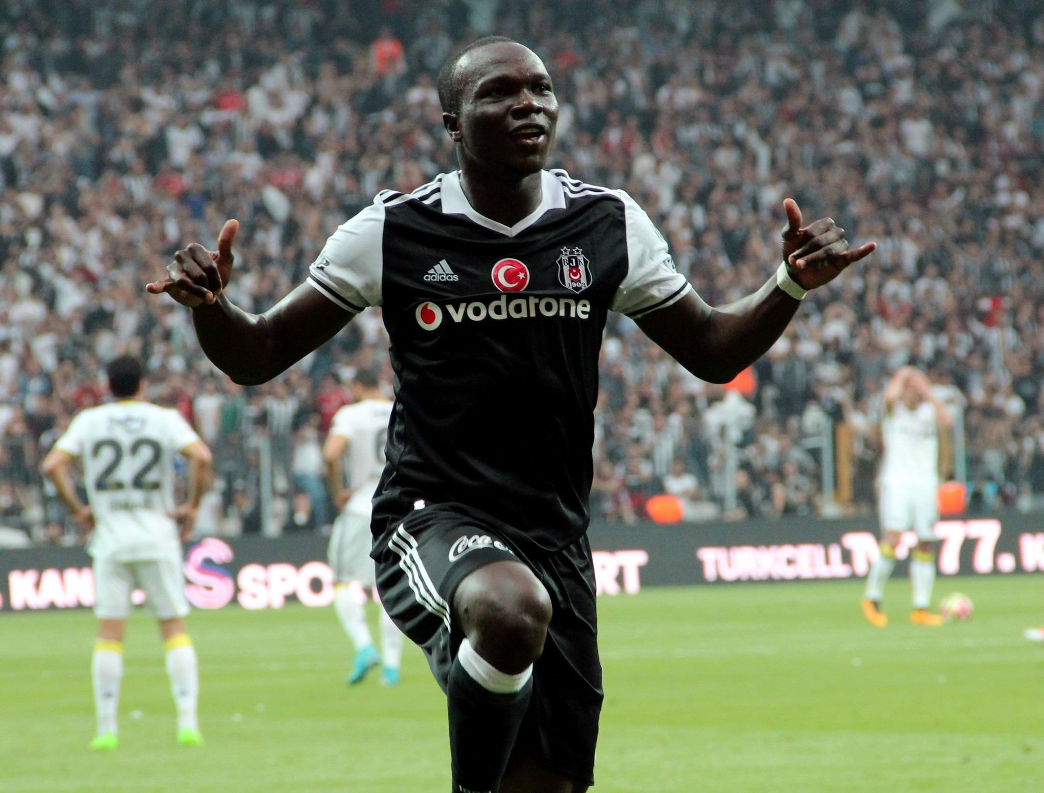 Beşiktaş'tan Aboubakar'a süper teklif!