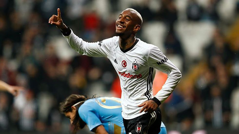 Beşiktaş Talisca'nın bonservisini aldı!