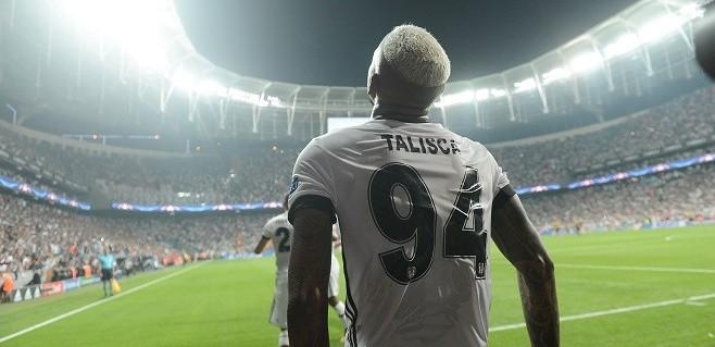 Coutinho'nun yerine Talisca!