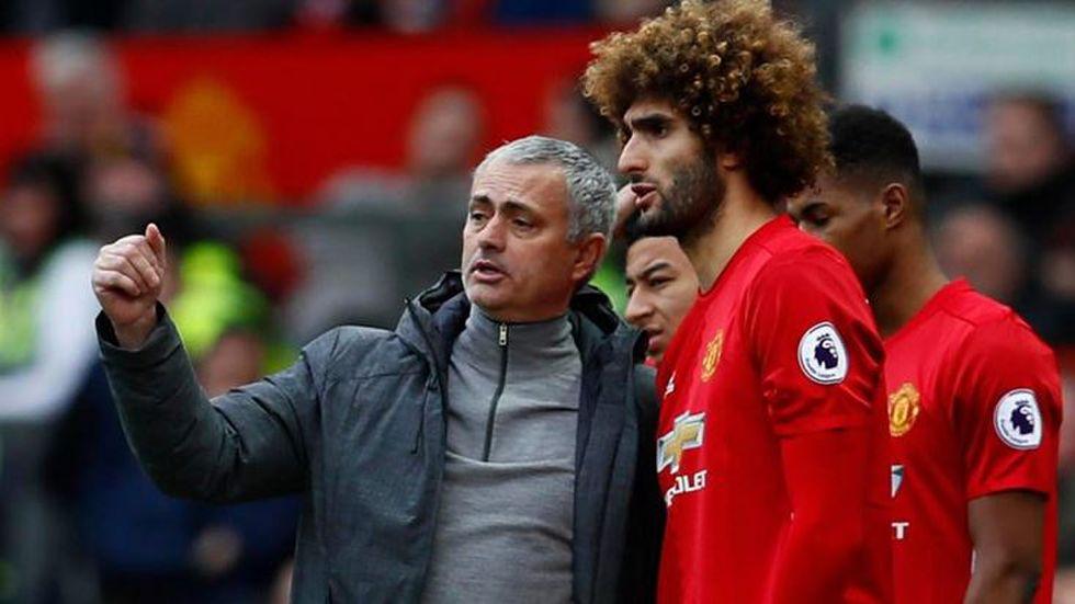 Fellaini'den Mourinho'ya büyük şok!