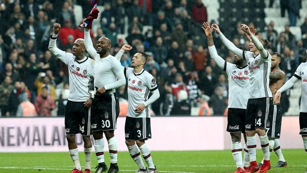 Beşiktaş iÇİN reklam vakti!