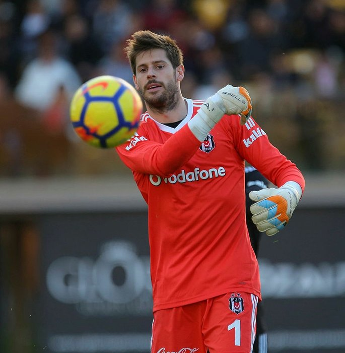 Fabri'nin menajeri Beşiktaş'a süper golcü