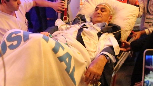 """Şenol Güneş'in doktoru Aydın: """"Önemli bir hasar yok, sarsıntı geçirmiş"""""""