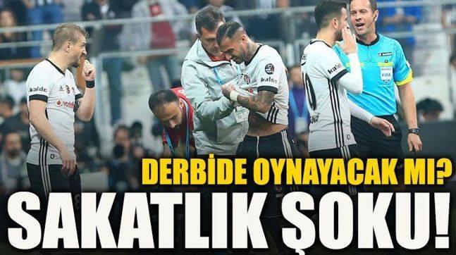 Beşiktaş'a büyük şok!