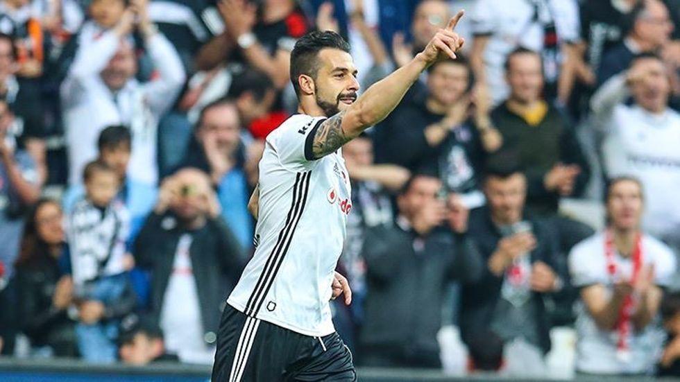 Negredo'dan Galatasaray'a gözdağı!