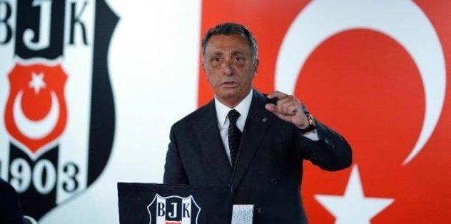 Ahmet Nur Çebi taraftarlara seslendi!