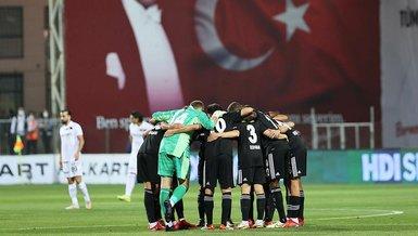 Altay Beşiktaş maçında Miralem Pjanic sakatlanarak oyundan çıktı!
