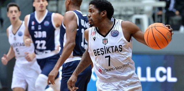 Beşiktaş 65 - 98 JDA Dijon | MAÇ SONUCU