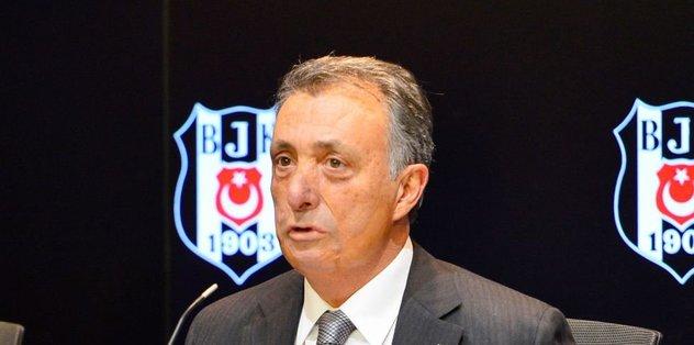 Beşiktaş: Ahmet Nur Çebi'nin dirseğinde kırık oluşmuştur