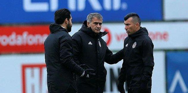 Beşiktaş Alanya yolcusu!